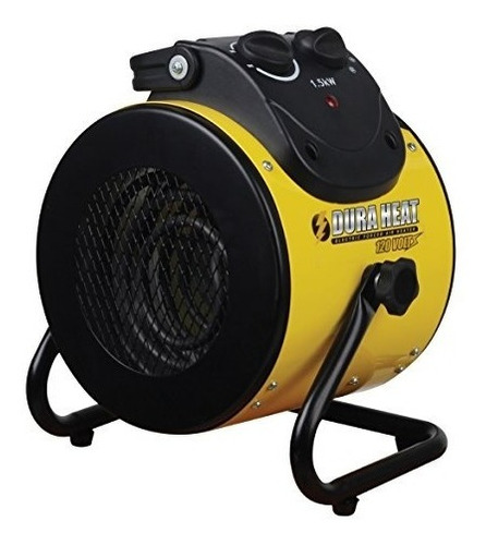 calentador de aire forzado eléctrico de dura heat, 5,120