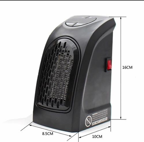 calentador de ambiente personal portatil 400w handy heater