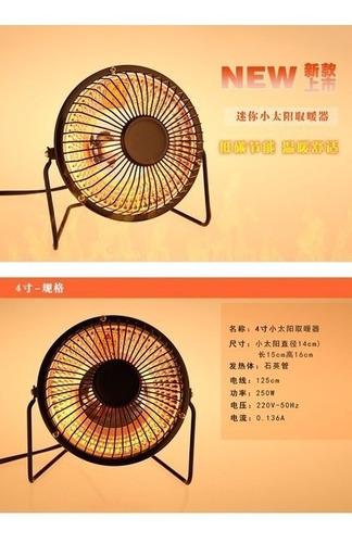 calentador de ambiente portatil