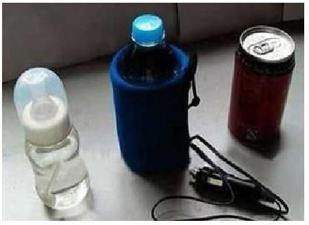 calentador de biberones autos y camionetas