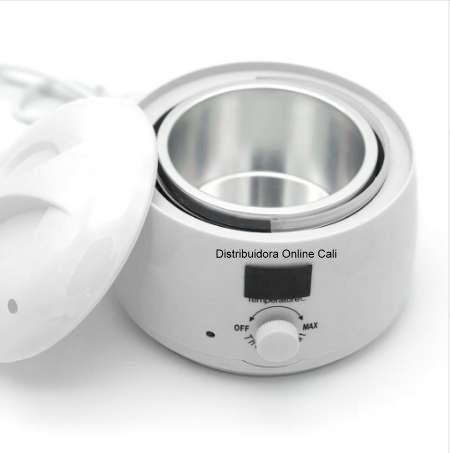 calentador de cera depilatoria depilar olla pantalla digital