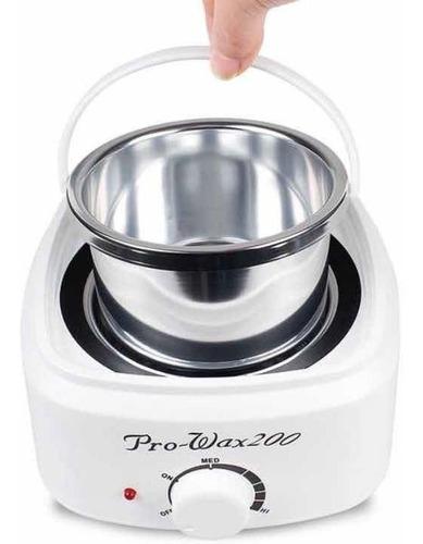 calentador de cera depilatoria pro-wax 200 excelente oferta