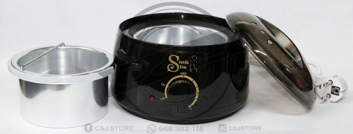 5556aca7b5 Calentador De Cera O Parafina Stetik Slim 500cc - S/ 55,00 en ...