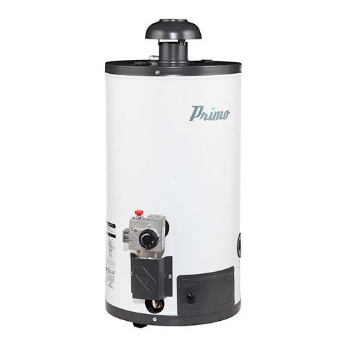 calentador de depósito primo 40 l para gas natural