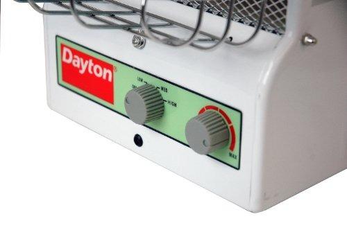 calentador de espacio eléctrico 1500/900 /600w, ventilador