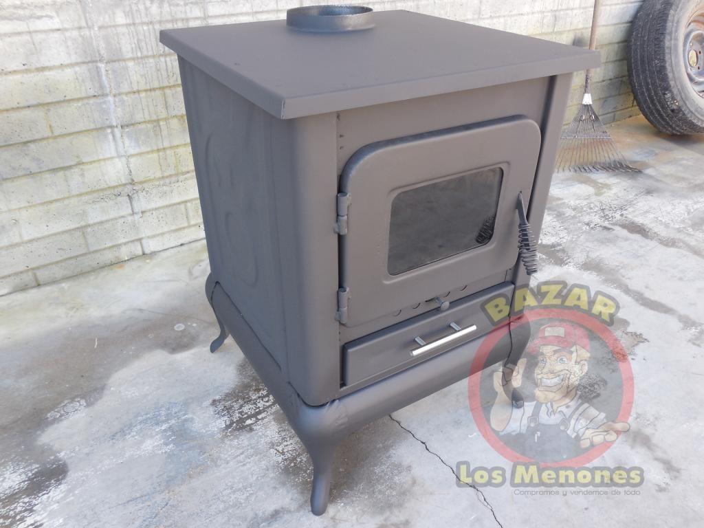 Calentador de le a calent n de le a menonita 3 299 - Limpieza chimeneas de lena ...