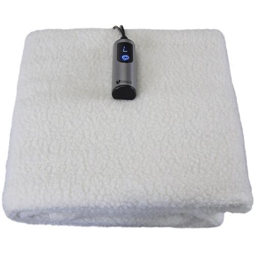 calentador de mesa de lana de fieltro earthlite - almohad