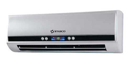 calentador de pared con timer 2000w imaco mod. wh1000