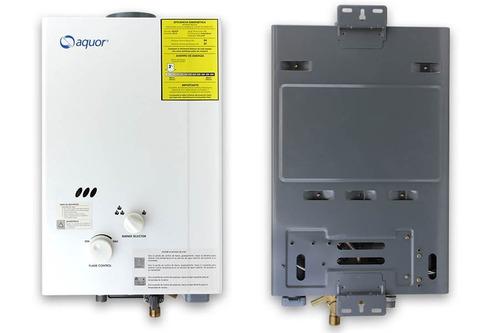 calentador de paso 5 litros/min gas natural o lp boiler auto