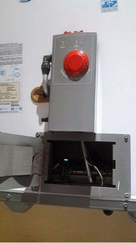 calentador de paso het master 2.5 serv. 15 lts (gas lp)