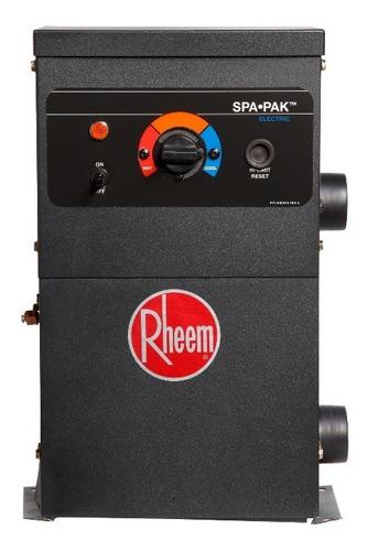 calentador de piscina y spa´s rheem eléctrico 552 eeuu