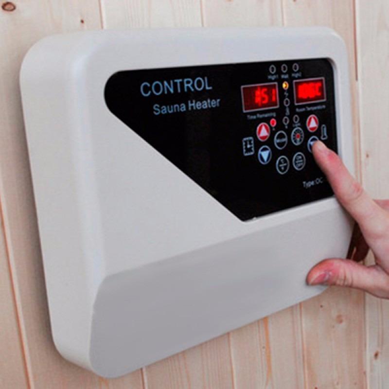 Calentador de sauna acero inoxidable con panel 15 en mercado libre - Calentador de sauna ...