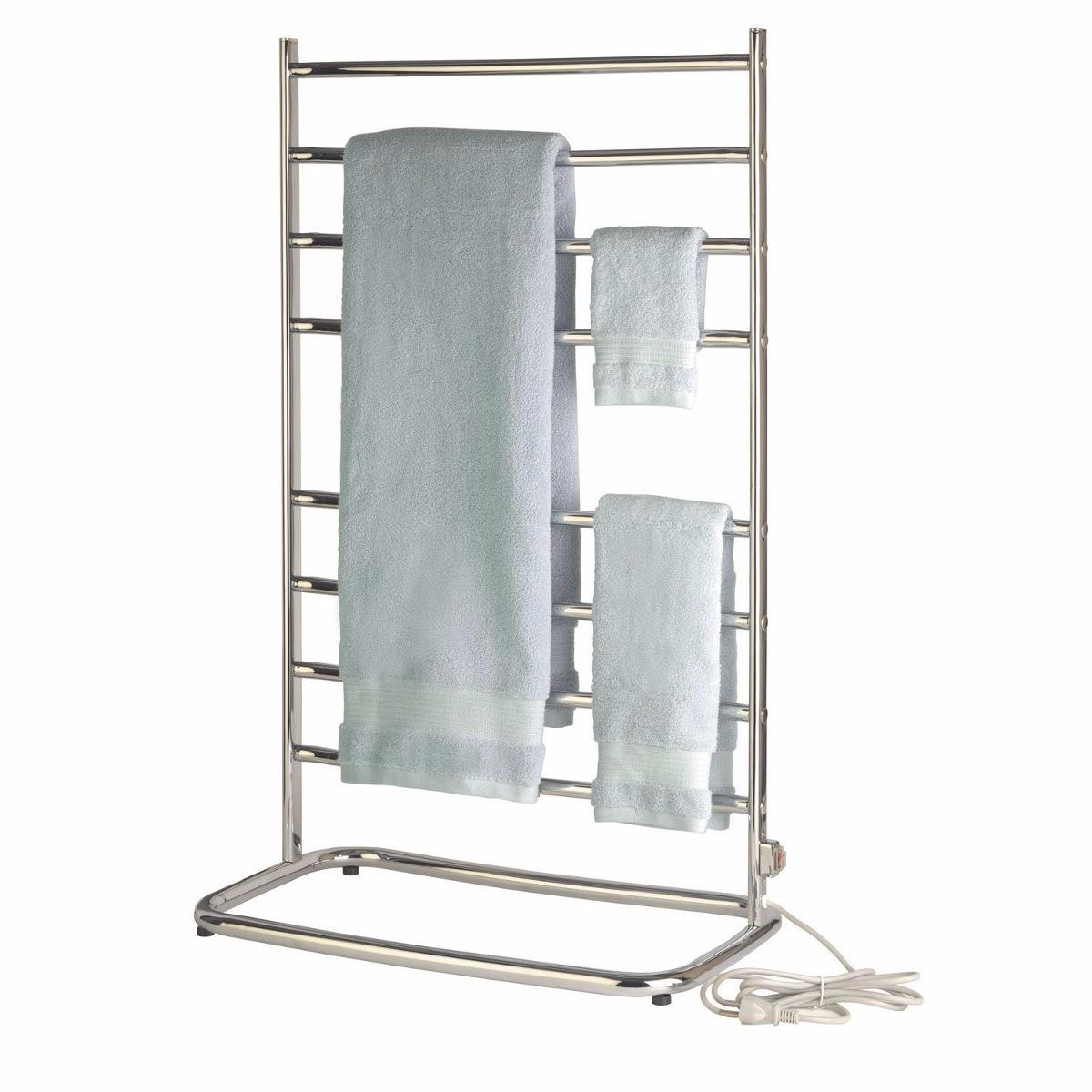 Calentador de toallas ba o toallero el ctrico pm0 for Calentador de toallas electrico