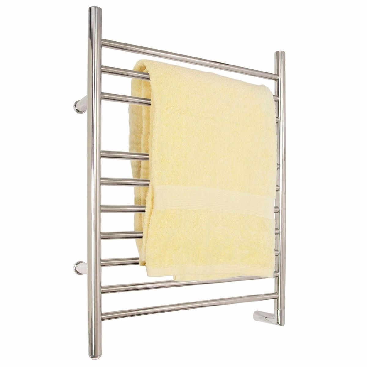 calentador de toallas electrico moderno de acero
