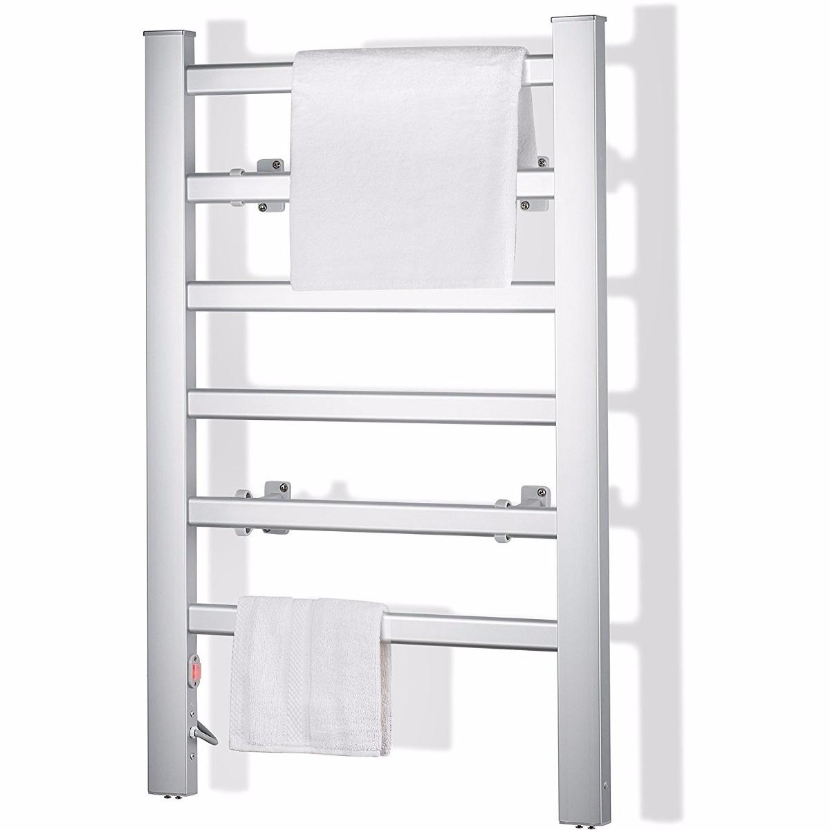 calentador de toallas mantas toallero el ctrico ba o