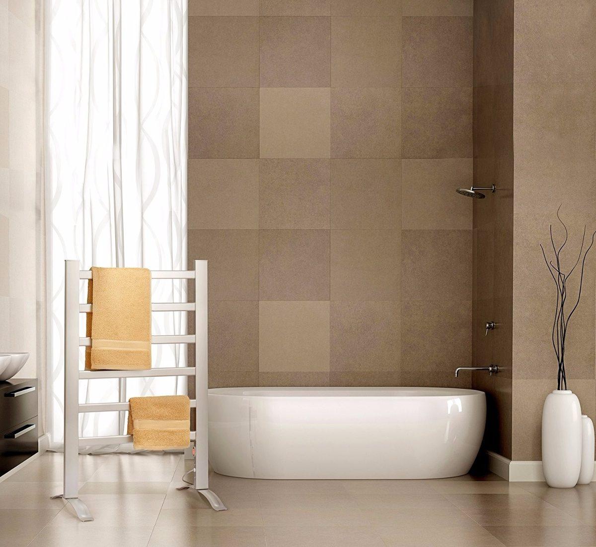 Calentador de toallas mantas toallero el ctrico ba o for Artefactos electricos para banos