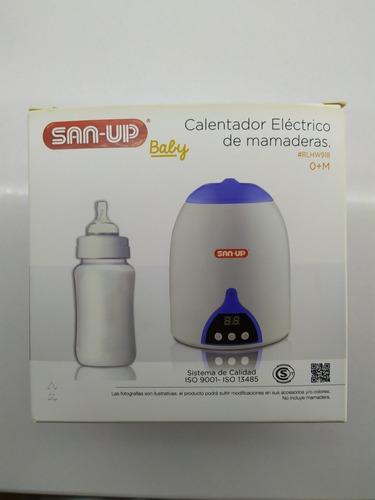 calentador electrico de mamaderas baby san up