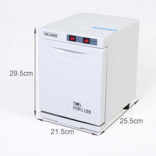 Calentador esterilizador de toallas 2 en 1 gabineta 5l for Calentador de toallas electrico