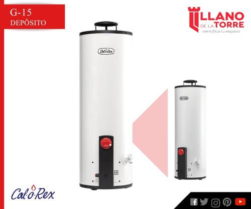 calentador g-15 gen 2 gas l.p. 62 lts