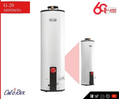 calentador g-20 gen 2 gas l.p. 72 lts