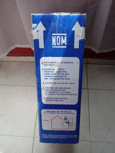 calentador instantáneo boilex gas natural 6l 1 servicio