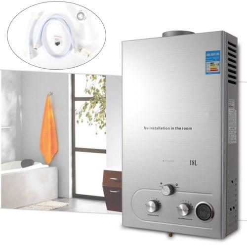 calentador instantáneo de calentamiento de agua caliente de