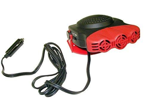 calentador interior kat 's 37650 de 150 vatios y 12 voltio