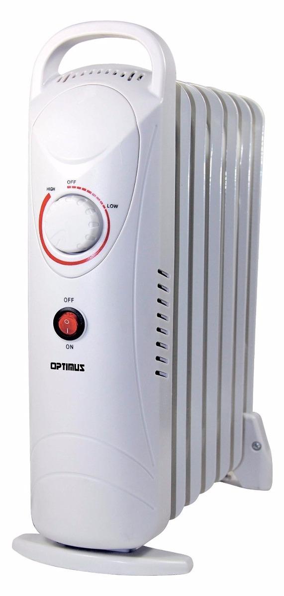 Calentador Optimus H 6003 Mini Calefactor Port 225 Til