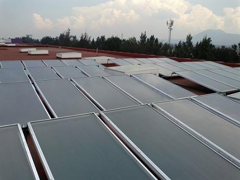 calentador para alberca solar paneles solares alta absorcion