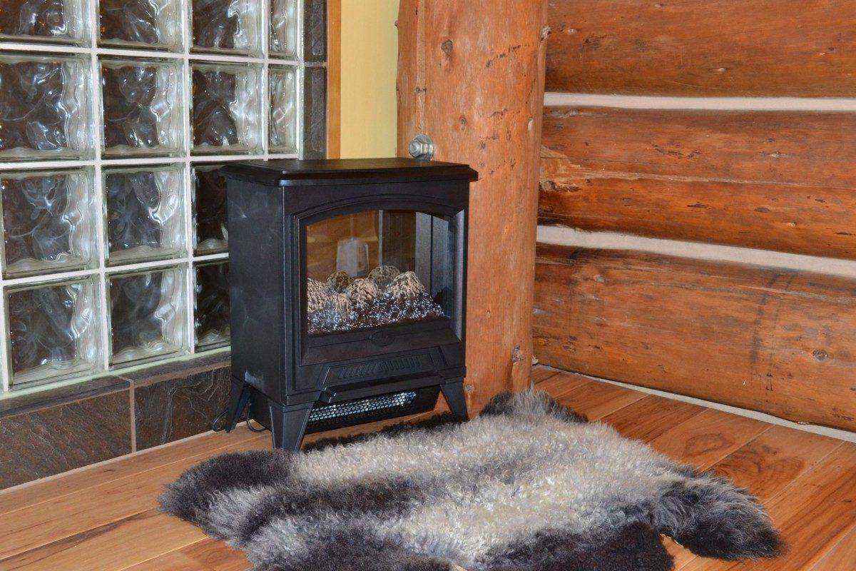 Calentador para interior calenton tipo chimenea simulada - Tipo de chimeneas ...