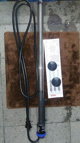 calentador peces termostato