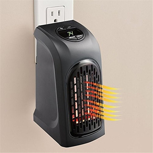 calentador portátil - calefacción ambiente
