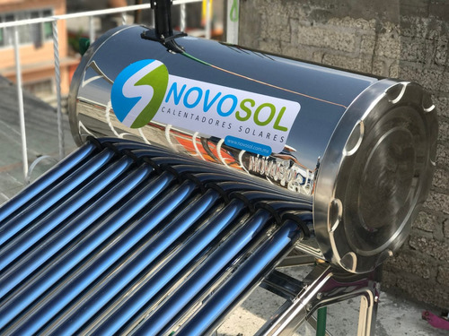 calentador solar 150 litros precio para 4 personas 12 meses