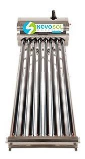 calentador solar 8 tubos apolo systems