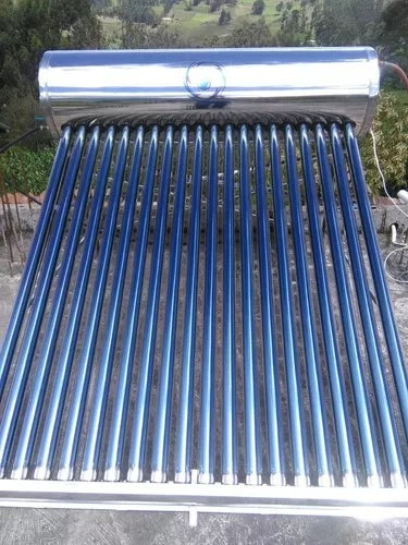 calentador solar de 150 litros