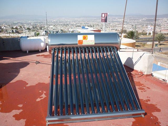 Calentador solar de agua 180 lts 7 en mercado - Calentador de agua precios ...