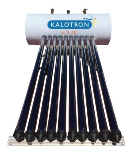 calentador solar de tubos kalotron