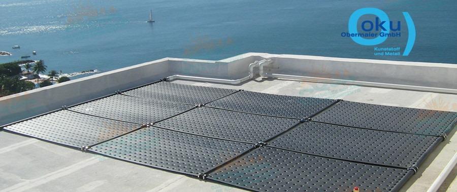 Calentador Solar Oku Para Alberca. 12 Meses Sin Intereses - $ 1,725.00 ...