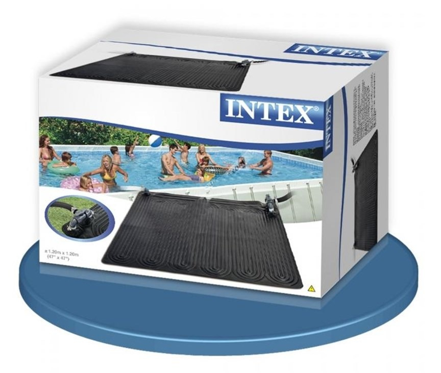 Calentador solar para agua de albercas intex best way easy for Piscinas hinchables carrefour precios