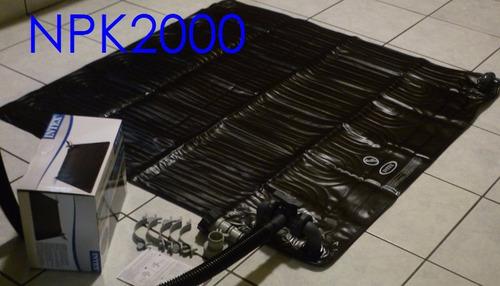 calentador solar para alberca intex tapete pvc 1.2m2