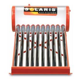 Calentador Solar Solaris Gl  10 Tubos 130lt +12msi