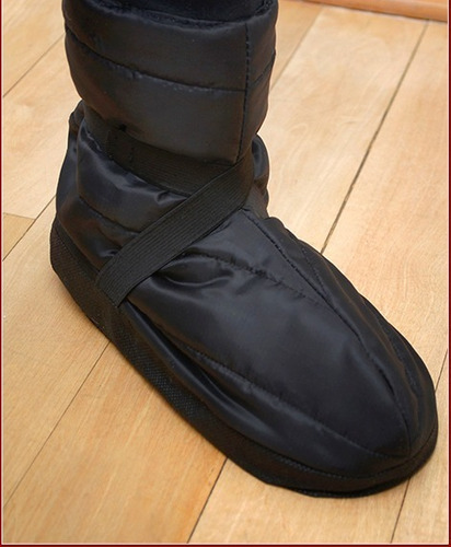 calentadoras para danza , botas termicas, ajustables