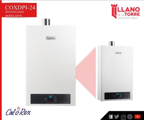 calentadores coxdpi-24 lp inst. modulante gas l.p