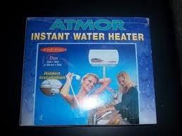 calentadores de agua atmor (servicio técnico autorizado)