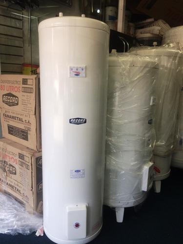 calentadores de agua electricos record 27ltrs 110v oferta