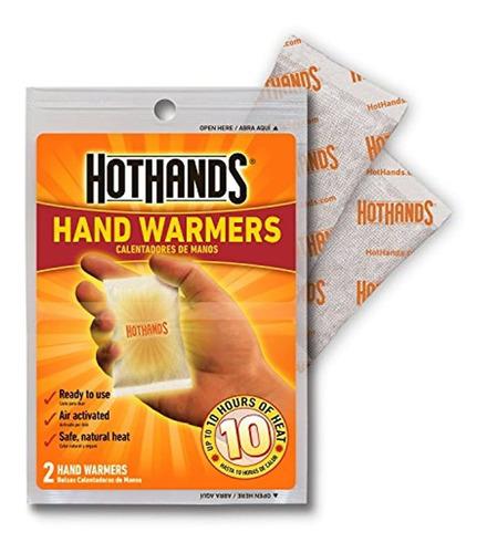 calentadores de manos y dedos.