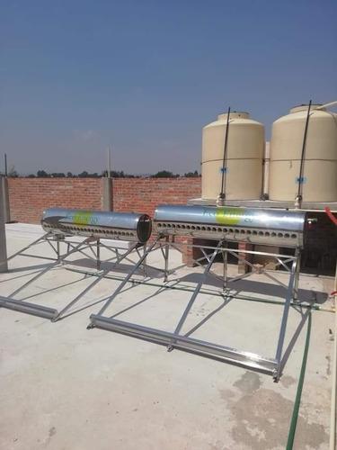 calentadores solares   arce