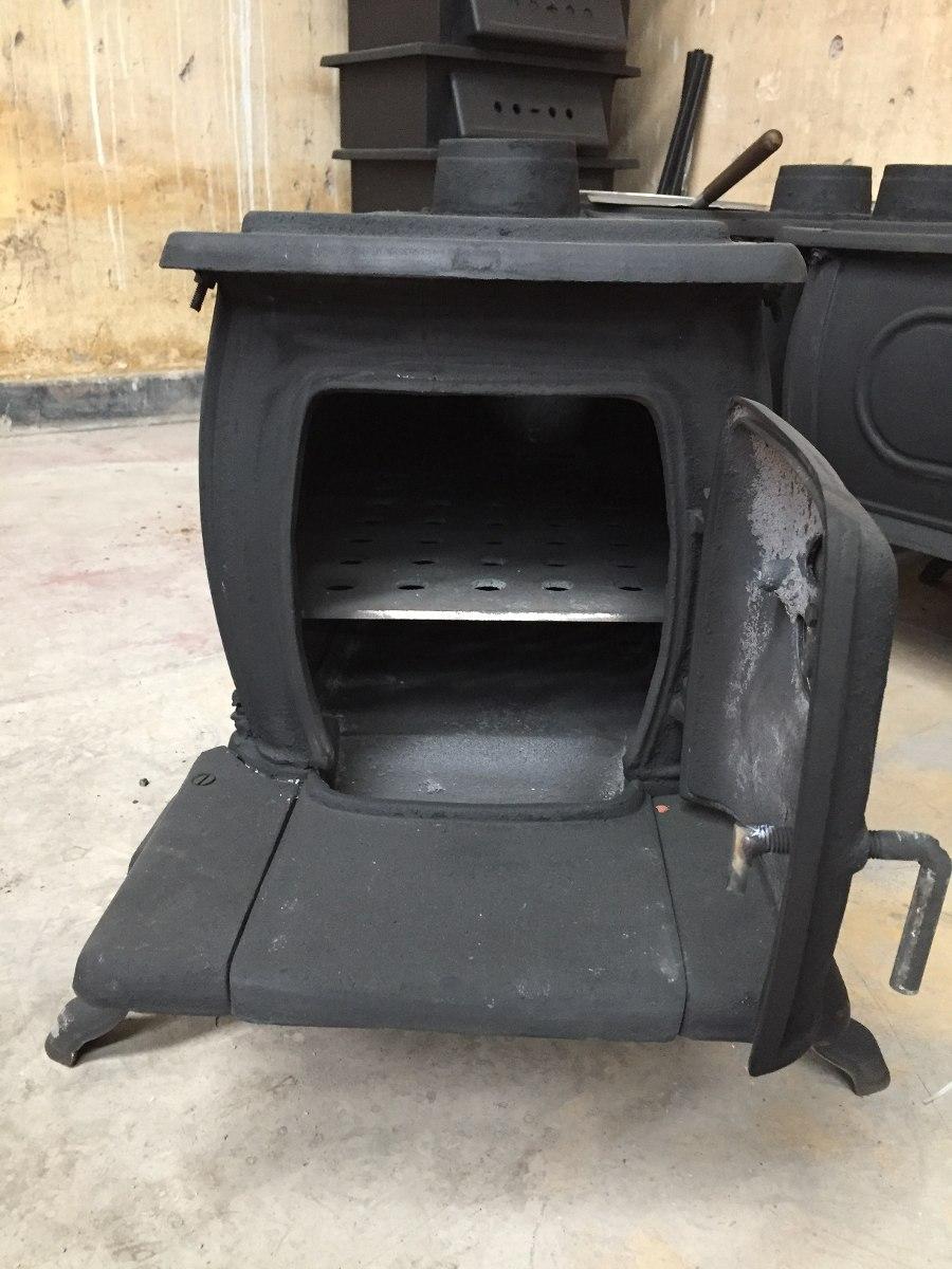 Calenton calentador chimenea estufa de le a de fierro 9 en mercado libre - Fabricantes de chimeneas de lena ...