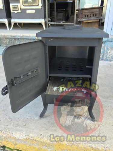 calenton / calentador de leña menonita