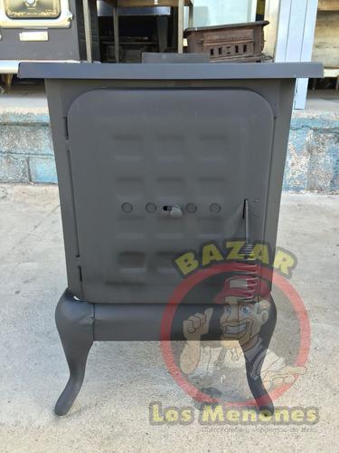calenton / calentador de leña menonita (envío gratis)